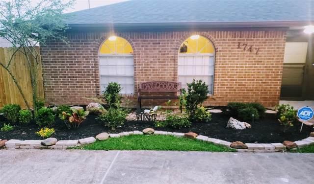 1747 Burning Tree Road, Houston, TX 77339 (MLS #19920530) :: The Bly Team