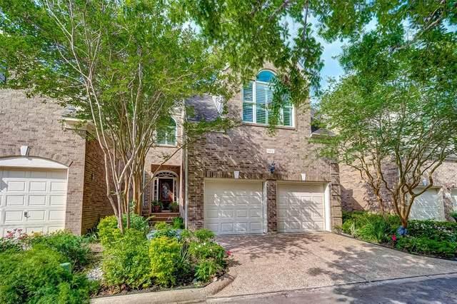 12625 Memorial Drive #173, Houston, TX 77024 (#19924178) :: ORO Realty