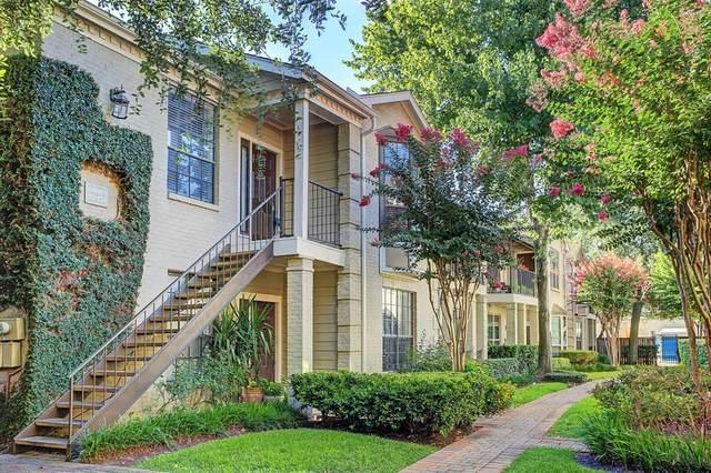 2700 Revere Street #118, Houston, TX 77098 (MLS #19927261) :: Caskey Realty