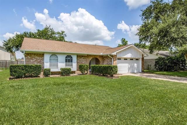 9855 Sagebud Lane, Houston, TX 77089 (MLS #19928556) :: The Heyl Group at Keller Williams
