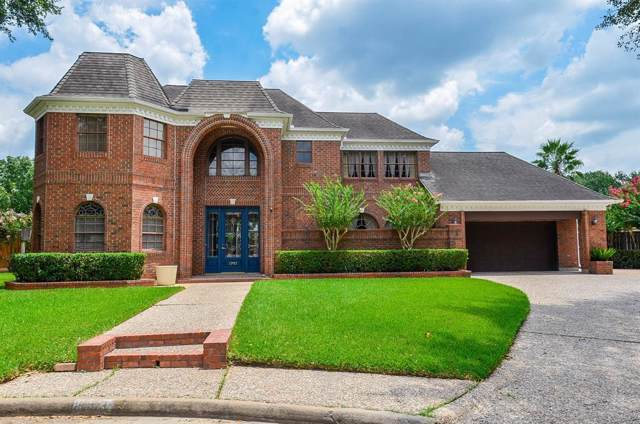 1703 Beacon Cove Court, Katy, TX 77450 (MLS #19931800) :: The SOLD by George Team