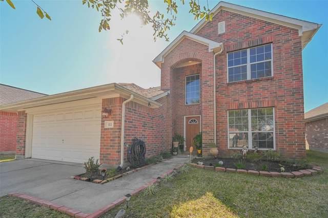 322 Mammoth Springs Lane, League City, TX 77539 (MLS #19934855) :: Texas Home Shop Realty