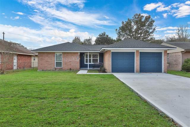 5703 W 43rd Street, Houston, TX 77092 (MLS #19946437) :: The Home Branch