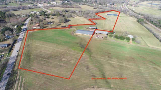 16.928 Acres Fm 1486, Dobbin, TX 77316 (MLS #19959626) :: Fairwater Westmont Real Estate