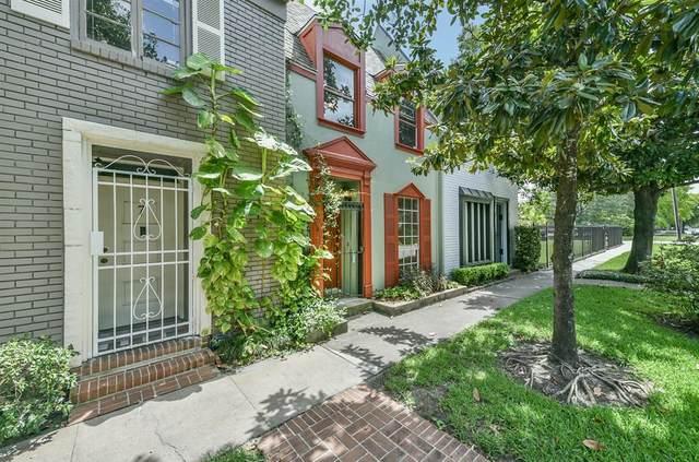 811 Lovett Boulevard #8, Houston, TX 77006 (MLS #19969179) :: Connect Realty