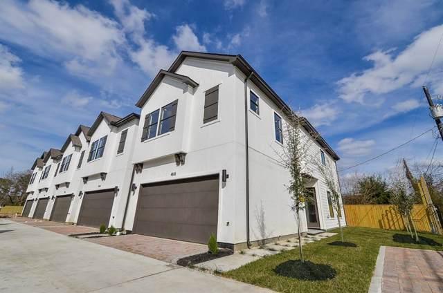 4858 Rich Oak Drive, Houston, TX 77018 (MLS #19970009) :: Phyllis Foster Real Estate
