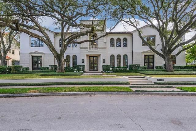 3465 Overbrook Lane Lane, Houston, TX 77027 (MLS #19974218) :: The Freund Group