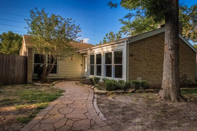 12800 Briar Forest Drive #62, Houston, TX 77077 (MLS #19974281) :: See Tim Sell