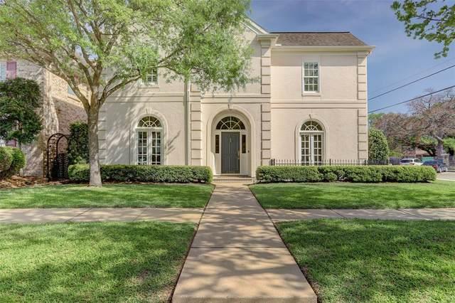 4204 Byron Street, West University Place, TX 77005 (MLS #19979381) :: The Sansone Group