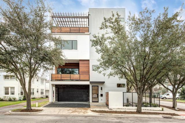 1921 Hazard Street, Houston, TX 77019 (MLS #19989283) :: Texas Home Shop Realty
