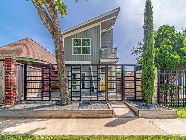 836 W 27th Street, Houston, TX 77008 (MLS #19992551) :: Ellison Real Estate Team