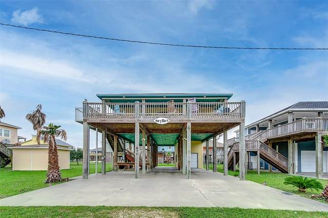 870 Gulfview Drive, Crystal Beach, TX 77650 (MLS #19993023) :: All Cities USA Realty