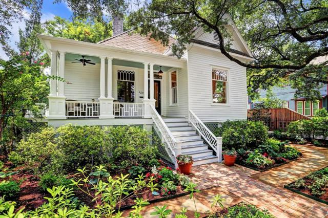 420 Bayland Avenue, Houston, TX 77009 (MLS #2000103) :: Texas Home Shop Realty