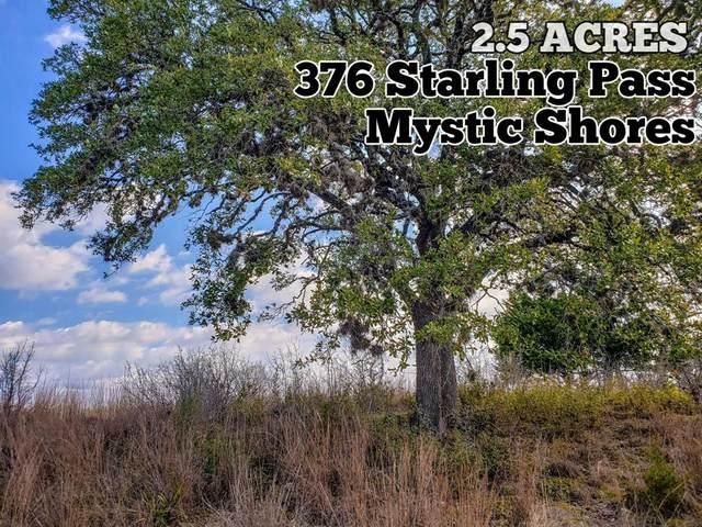 376 Starling Pass, Spring Branch, TX 78070 (MLS #20005064) :: Keller Williams Realty