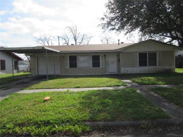 1600 Mississippi Street, Baytown, TX 77520 (MLS #20005752) :: The Bly Team