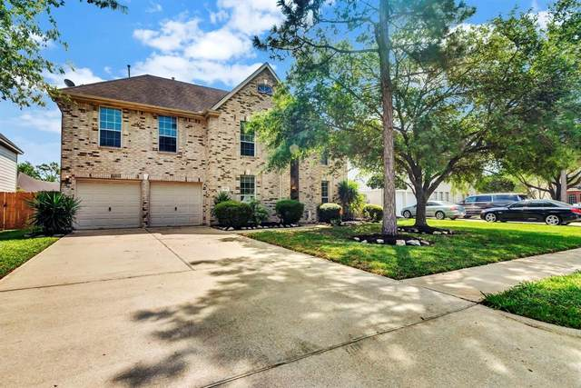 3707 Pine Stream Drive, Pearland, TX 77581 (MLS #20006922) :: Connect Realty