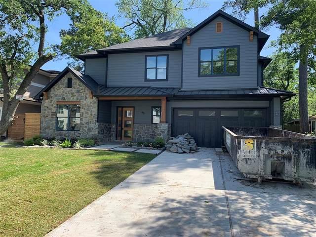 1223 Curtin Street, Houston, TX 77018 (MLS #2001535) :: Giorgi Real Estate Group