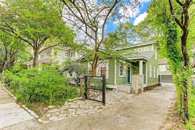 412 Merrill Street, Houston, TX 77009 (MLS #20034333) :: Texas Home Shop Realty