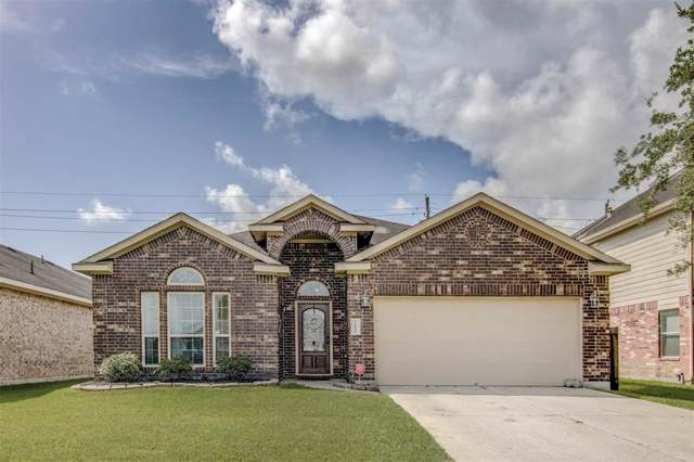 10606 Pine Meadows Boulevard, Baytown, TX 77523 (MLS #20037308) :: The Heyl Group at Keller Williams