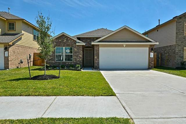 627 Harvest Bluff Drive, Rosharon, TX 77583 (MLS #20039042) :: Green Residential