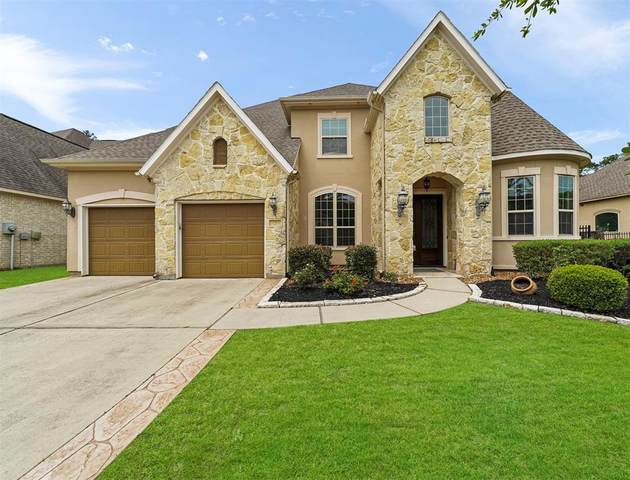 27 Red Moon Place, Tomball, TX 77375 (MLS #20054064) :: The SOLD by George Team