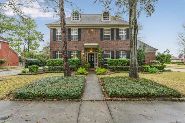 15923 Lake Lodge Drive, Houston, TX 77062 (MLS #20061669) :: The SOLD by George Team