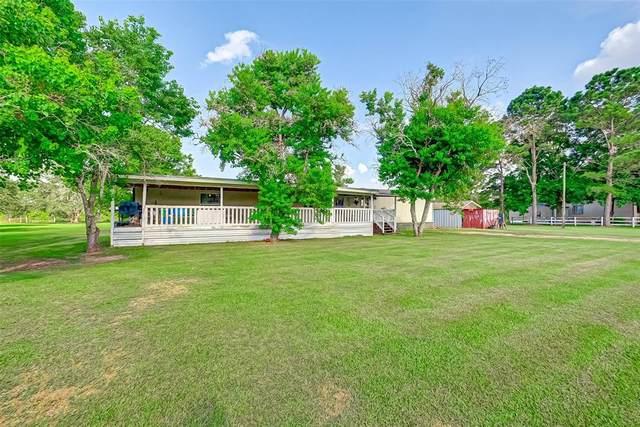 16207 Wimberly Lane, Rosharon, TX 77583 (MLS #20065526) :: Caskey Realty