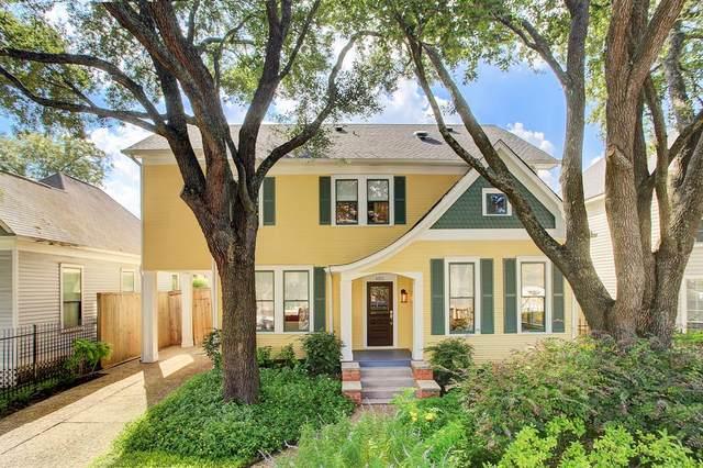 1311 Arlington Street, Houston, TX 77008 (MLS #20066153) :: The Lugo Group