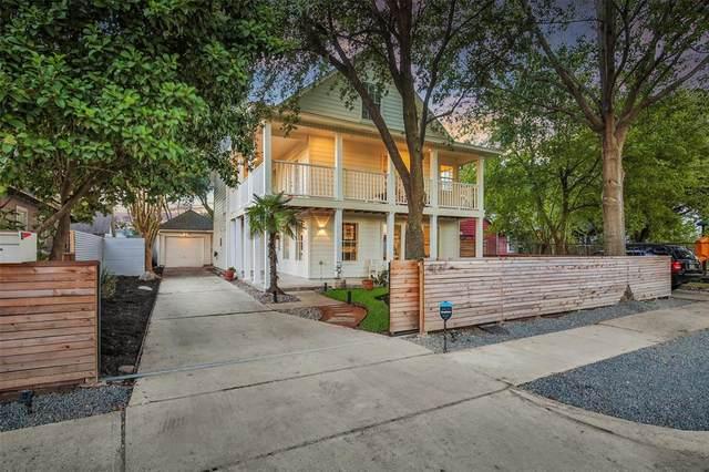 4737 Buck Street, Houston, TX 77020 (MLS #20100114) :: My BCS Home Real Estate Group