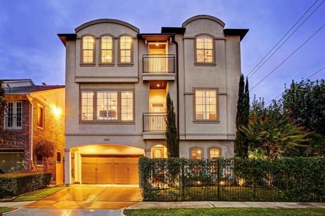 1919 Driscoll Street, Houston, TX 77019 (MLS #20100714) :: Texas Home Shop Realty