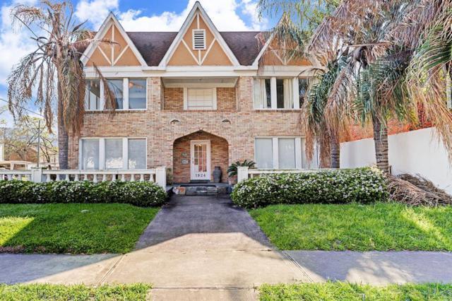1924 Calumet Street, Houston, TX 77004 (MLS #2011232) :: Giorgi Real Estate Group