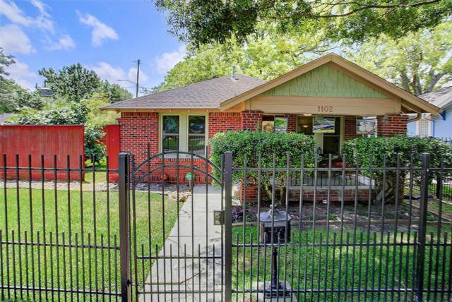 1102 Peddie Street, Houston, TX 77009 (MLS #20115157) :: The SOLD by George Team
