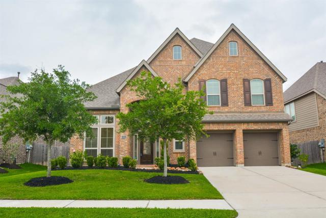 12411 Floral Park Lane, Pearland, TX 77584 (MLS #20127693) :: The SOLD by George Team