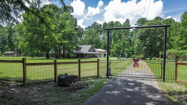 3509 County Road 207, Brookeland, TX 75931 (MLS #20136849) :: Christy Buck Team