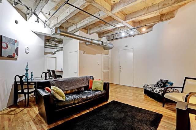 917 Main Street #503, Houston, TX 77002 (MLS #20160508) :: The Home Branch