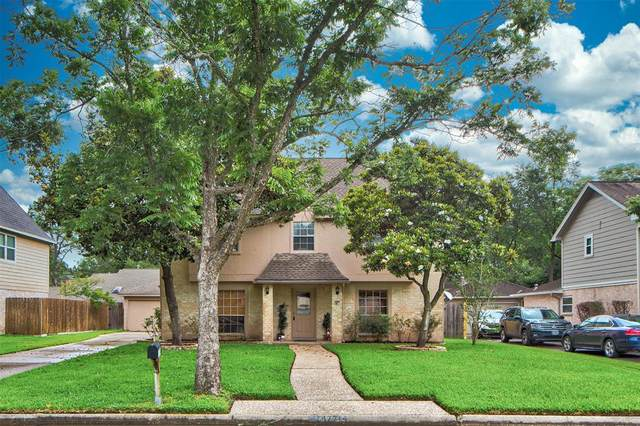 17714 Cassina Drive, Spring, TX 77388 (MLS #2017482) :: The SOLD by George Team