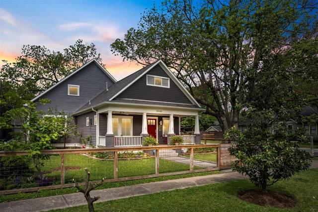 1245 Tulane Street, Houston, TX 77008 (MLS #20178540) :: Michele Harmon Team