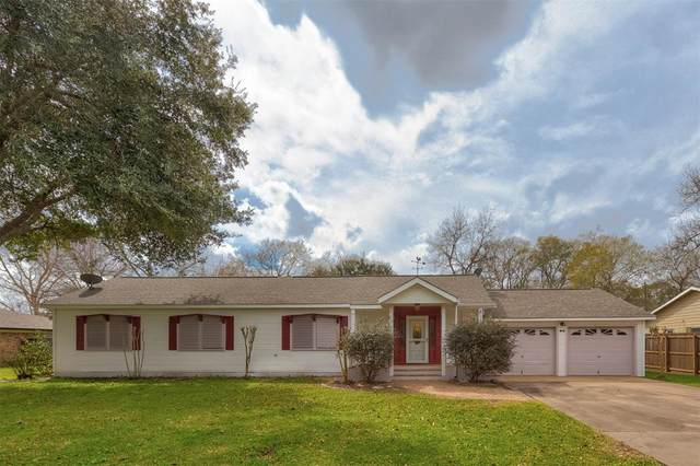 414 Kirby Drive, West Columbia, TX 77486 (MLS #20183563) :: The Queen Team