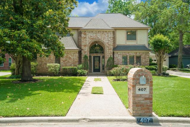 407 Champion Lake Drive, Spring, TX 77380 (MLS #2018920) :: The SOLD by George Team
