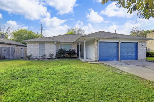 7130 Camino Verde Drive, Houston, TX 77083 (MLS #20190795) :: The Heyl Group at Keller Williams