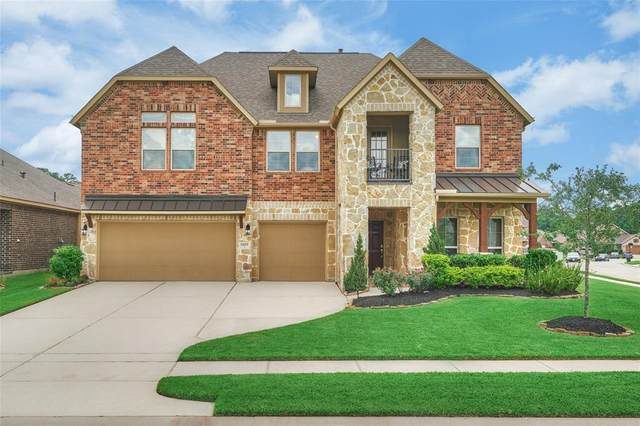 24031 Leblanc Landing Drive, Spring, TX 77389 (MLS #20198559) :: The Sansone Group