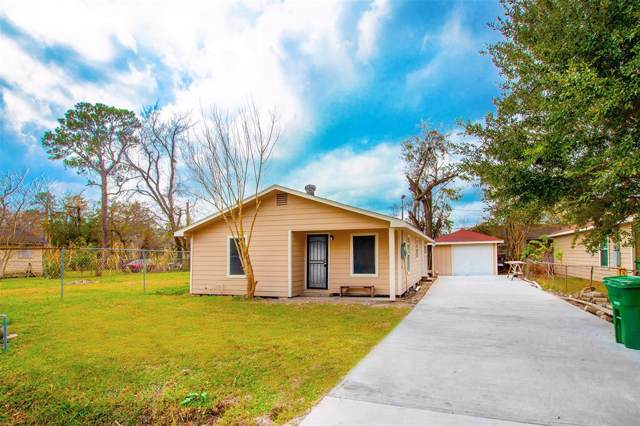 7915 Pointer Street, Houston, TX 77016 (MLS #20210314) :: Texas Home Shop Realty