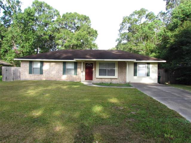 1304 Maple Avenue, Cleveland, TX 77327 (MLS #20213936) :: The Bly Team