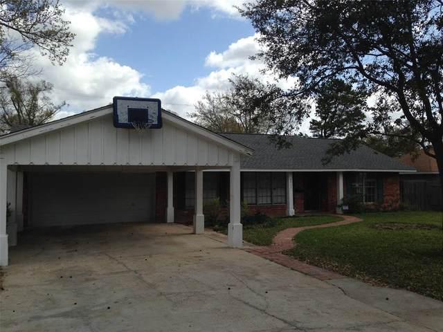 8902 Theysen Drive, Houston, TX 77080 (MLS #2021495) :: The Parodi Team at Realty Associates