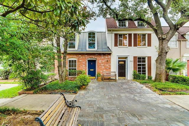 2663 Marilee Lane, Houston, TX 77057 (MLS #20219967) :: Giorgi Real Estate Group