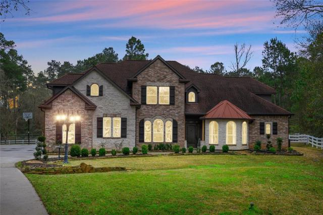 11834 Rainy Oaks Drive, Magnolia, TX 77354 (MLS #20220063) :: Texas Home Shop Realty