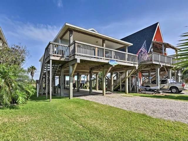 1110 Treaty Drive, Surfside Beach, TX 77541 (#2022442) :: ORO Realty