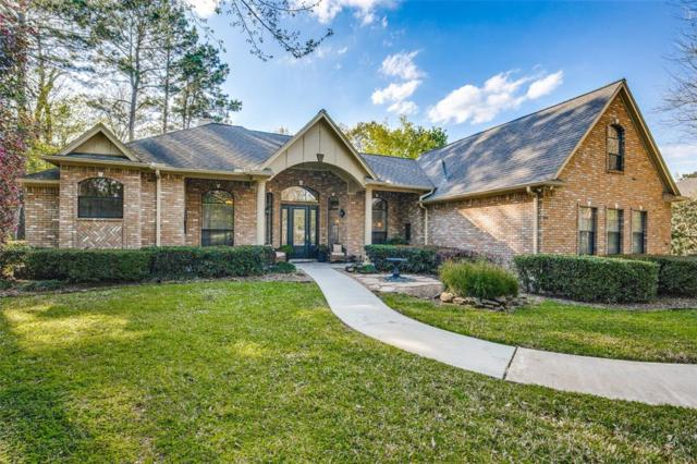 2503 E Blue Lake Drive, Magnolia, TX 77354 (MLS #20224990) :: The Home Branch