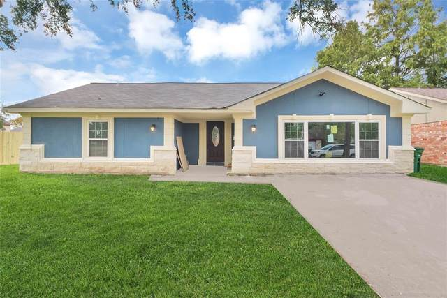 12803 Nyack Drive, Houston, TX 77089 (MLS #20225699) :: The SOLD by George Team