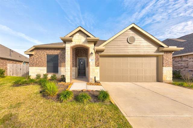 305 Marble Springs Lane, La Marque, TX 77568 (MLS #20226859) :: The Bly Team